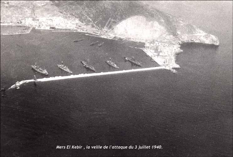 [1/400] diorama cuirassé Dunkerque à Mers El-Kébir 1940. 0211