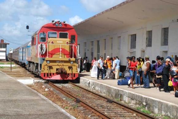 Realidades y perspectivas del transporte de pasajeros en Cuba Ferroc10