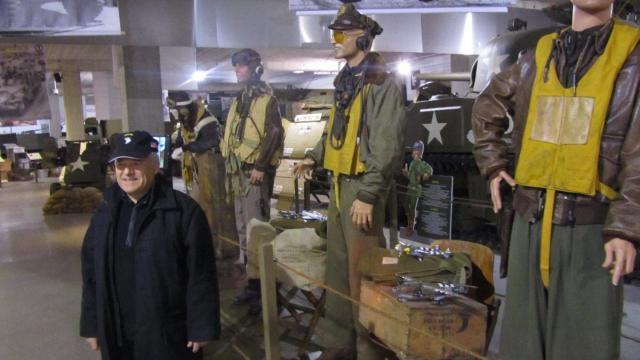 Le Normandy Tank Museum, près de Carentan, fermera mi-septembre. Catz-l10