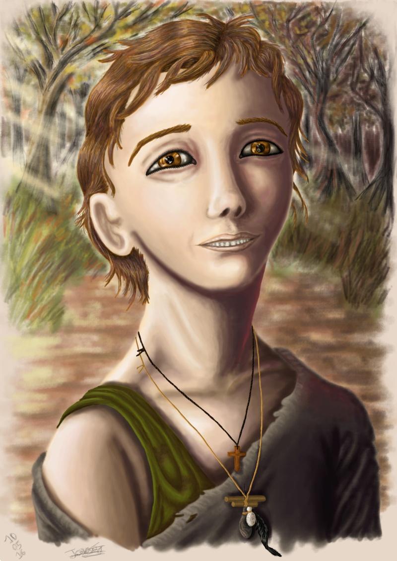 La Caverne de Jeannie ~ peintures, dessins, infographies Trista10
