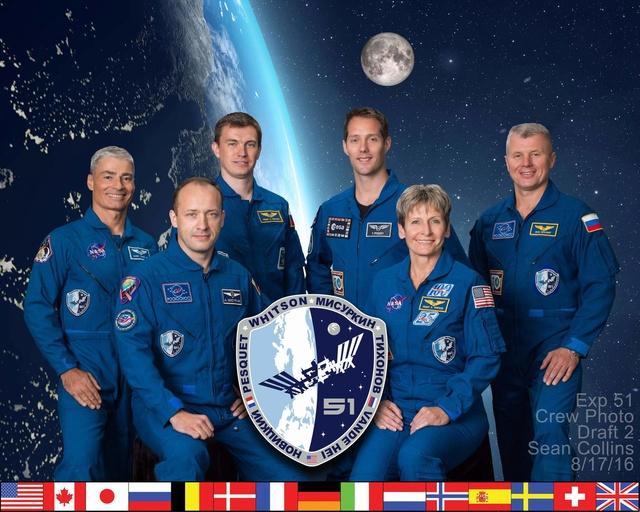 Vol spatial de Thomas Pesquet en novembre 2016 / Soyouz MS-03 / Expedition 50 et 51 - Page 2 13988110