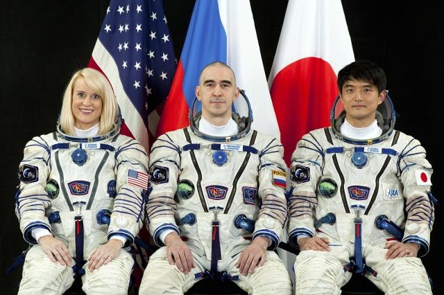 Sélection des équipages Expedition 48-49-50 Soyuz-10