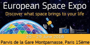 European Space Expo - Paris - 20 au 29 juin 2016 Spacex11