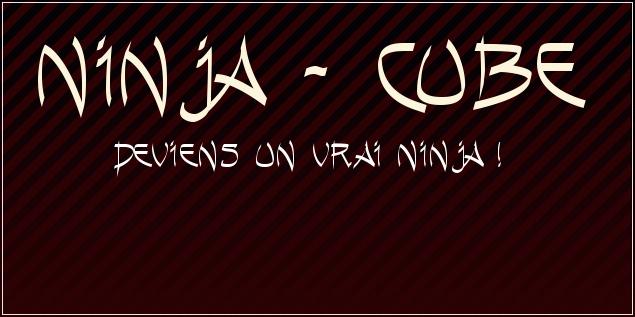 Ninja-Cube