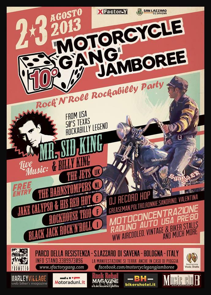 Motor Gang 2/3 agosto -BO- Bologn10