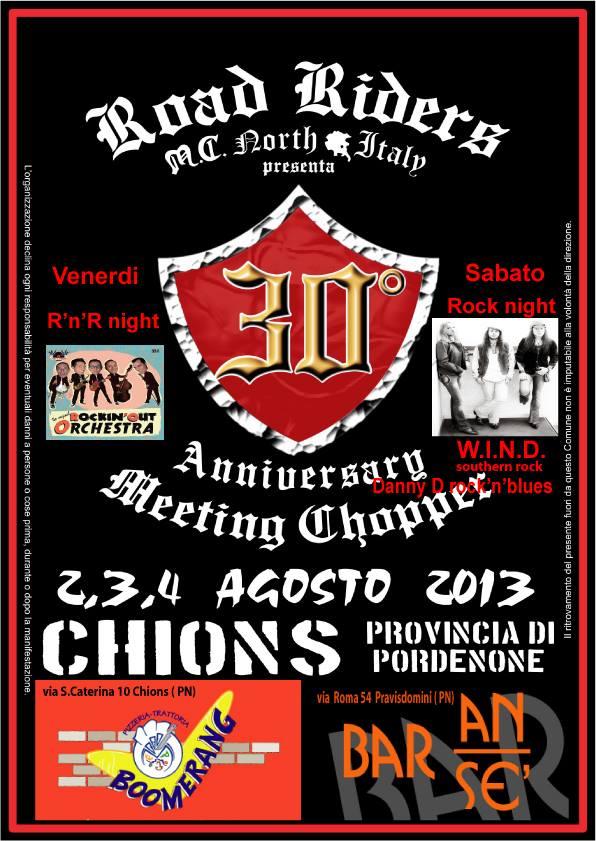 Road Riders a Chions -PN- 2/3/4 Agosto 2013 Porden10