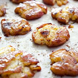 Petites patates nouvelles croustillantes Crispy10