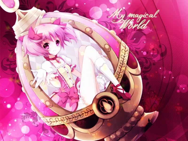 Jeudi : Mahou Shoujo Madoka Magika Magic10