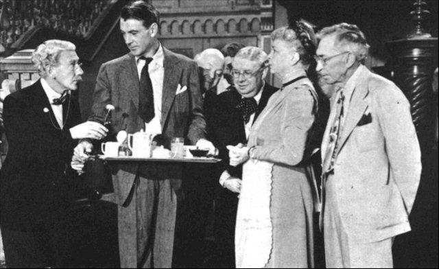 Cluny Brown (La Folle ingénue) de Lubitsch (1946) Ballof10