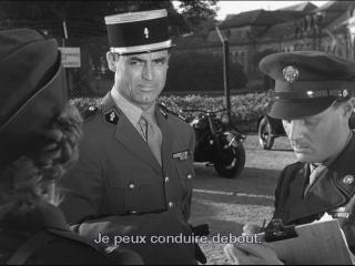 Allez coucher ailleurs ! (I Was a male war bride) de Howard Hawks 1949 Couche14