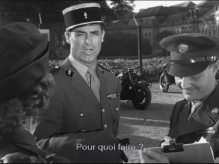 Allez coucher ailleurs ! (I Was a male war bride) de Howard Hawks 1949 Couche15