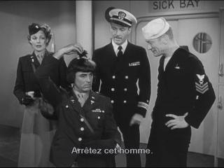 Allez coucher ailleurs ! (I Was a male war bride) de Howard Hawks 1949 Couche26