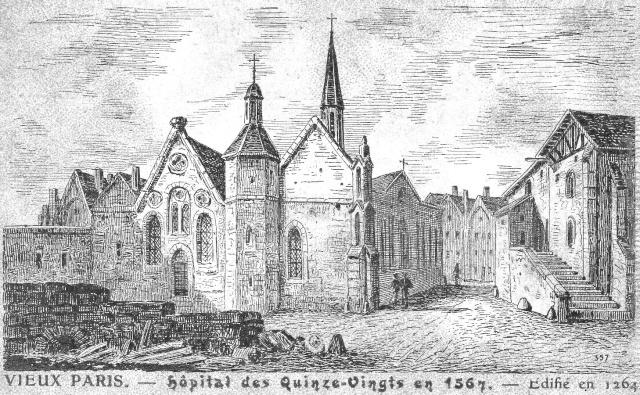 1248-1254 : LA SEPTIEME CROISADE Hopita10