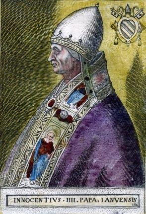 1248-1254 : LA SEPTIEME CROISADE Innoce10