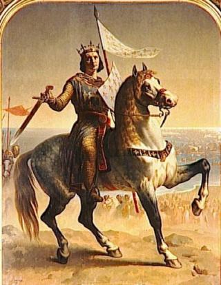 1248-1254 : LA SEPTIEME CROISADE Louis-10
