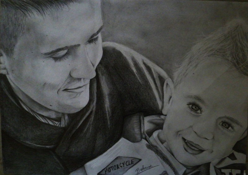 Portrait de famille par Bullerougie 10_08_12