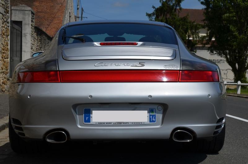 À vendre 996 C4S C05) 2004 67500 km 110