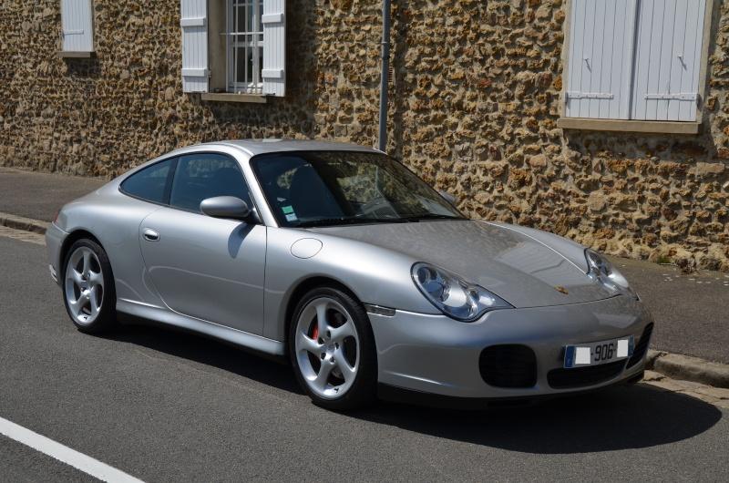 À vendre 996 C4S C05) 2004 67500 km 911