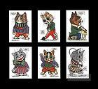 Louis Wain...et ses célèbres chats ! 14010