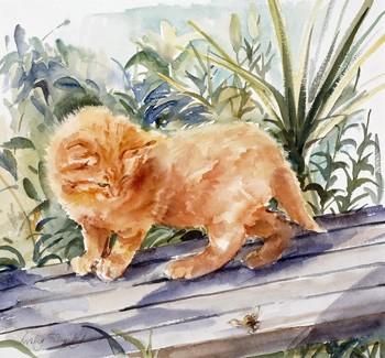 Louis Wain...et ses célèbres chats ! 22290611