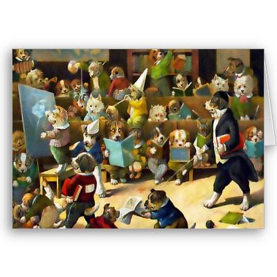 Louis Wain...et ses célèbres chats ! Carte_11