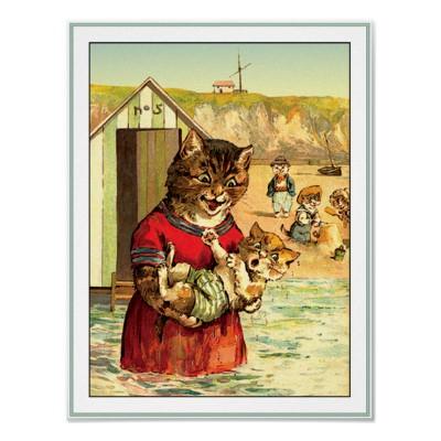 Louis Wain...et ses célèbres chats ! Chats_11