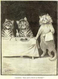 Louis Wain...et ses célèbres chats ! Images16