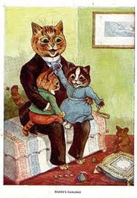 Louis Wain...et ses célèbres chats ! Images19