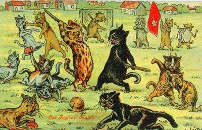 Louis Wain...et ses célèbres chats ! Louis_12