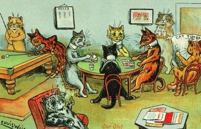 Louis Wain...et ses célèbres chats ! Louis_13