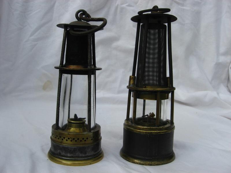 lampes de mineurs,  divers objets de mine, outils de mineur et documents  - Page 4 Img_8728