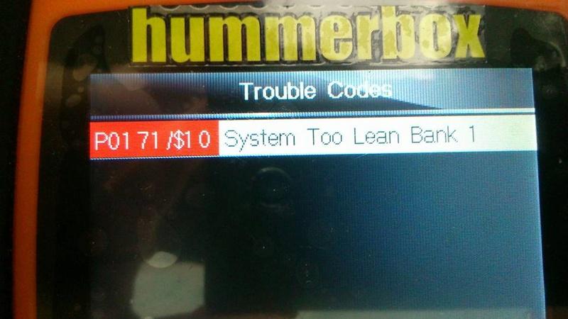 Nouveauté dans le Club Hummerbox ; Valise Hummerbox à dispo pour tout les Hummeristes afin de lire tout les codes erreurs de vôtre Hummer. 13627111