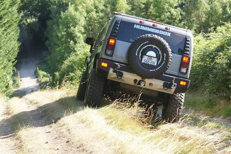 Reconnaissance avec les Hummers pour une Reco le dimanche 15 août à Louviers (27) 14034811
