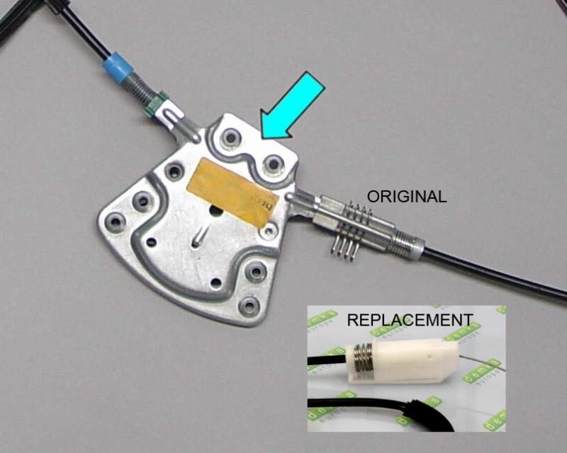 Remplacement lève-vitre et compatibilité 986 / 987 Boxste10