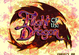Flight of the Dragon 110