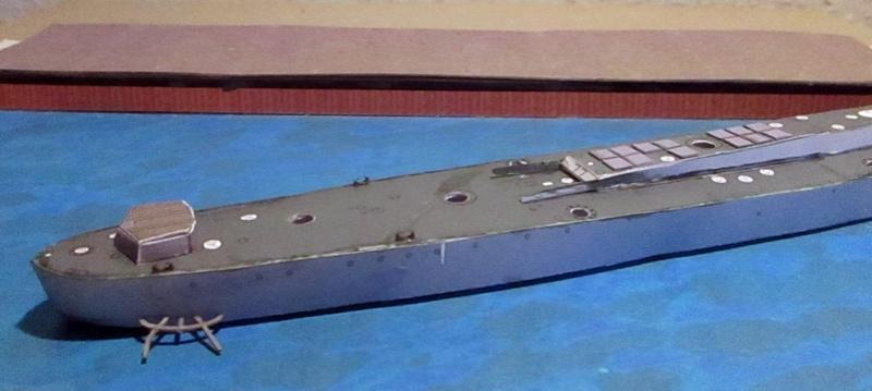S.M.Triglav II, JSC, 1/250 gebaut von Helmut Dully Trigla16