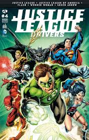 Justice League Univers 4 juin 2016 Jl410
