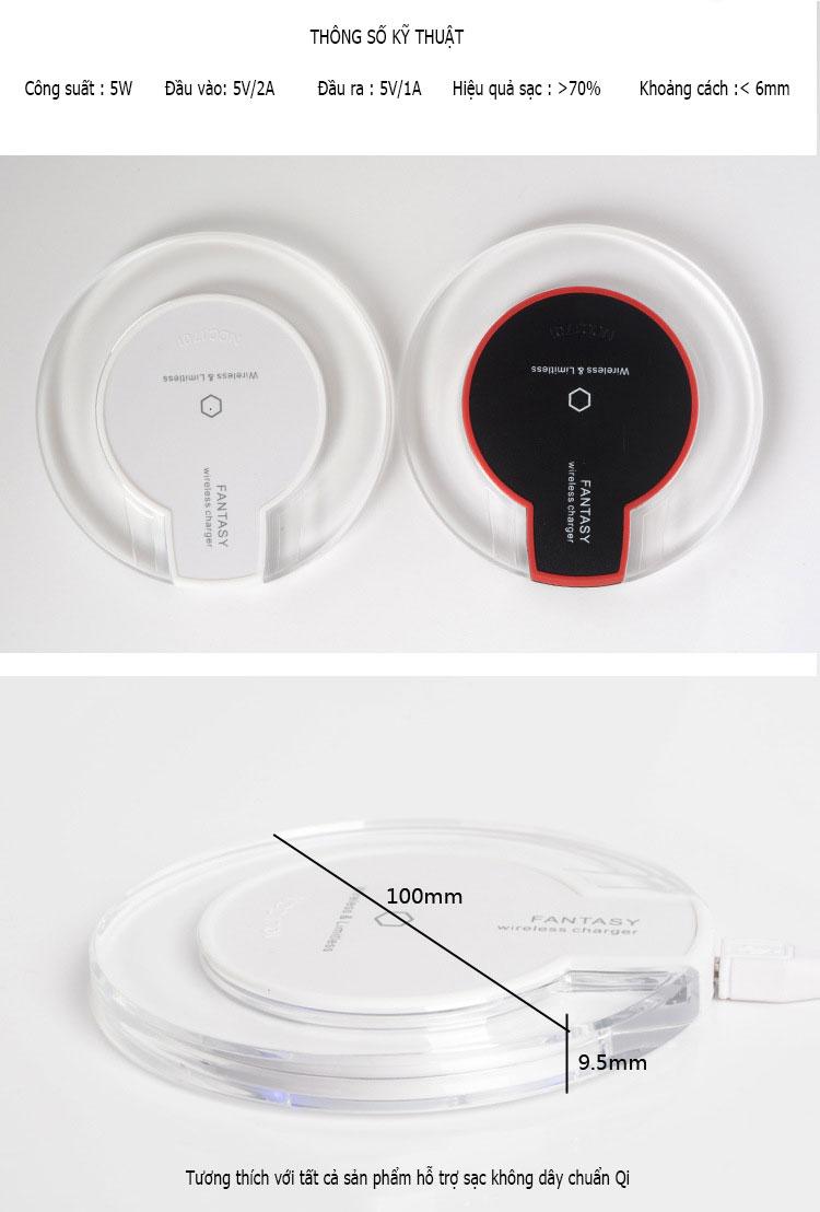 Công nghệ sạc không dây 'Wireless Charging' 0110