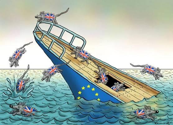 Brexit 'tự diễn biến hòa bình' kiểu Anh Clip_i10