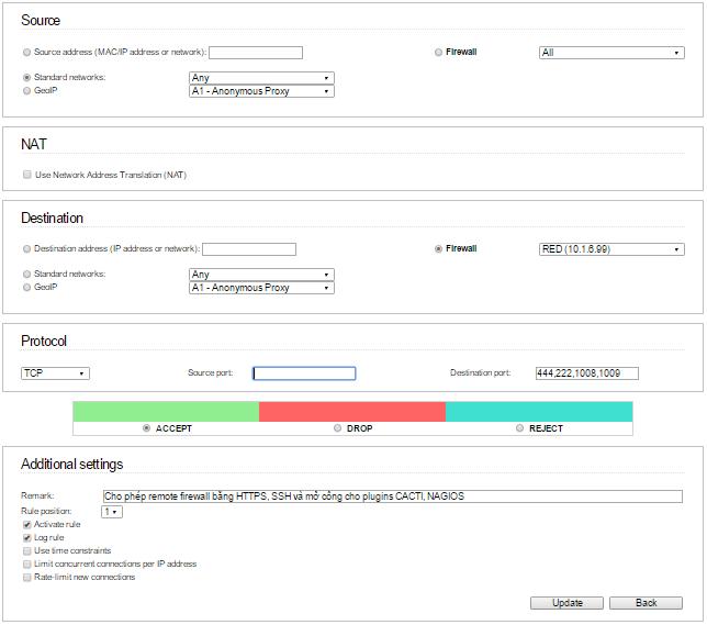 IPFire - firewall miễn phí cho máy chủ Linux Ipfire10