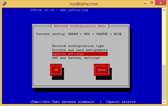 IPFire - firewall miễn phí cho máy chủ Linux Ipfire15