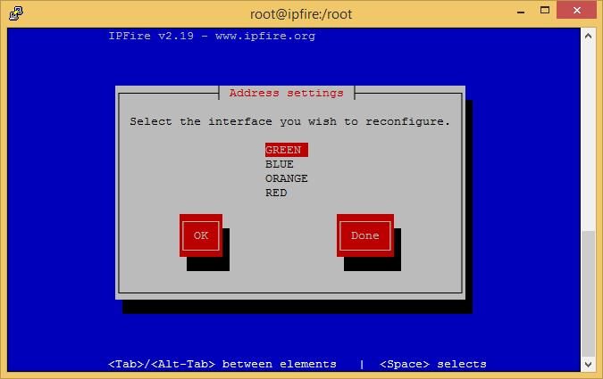 IPFire - firewall miễn phí cho máy chủ Linux Ipfire16