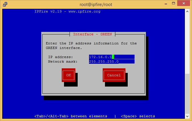 IPFire - firewall miễn phí cho máy chủ Linux Ipfire17