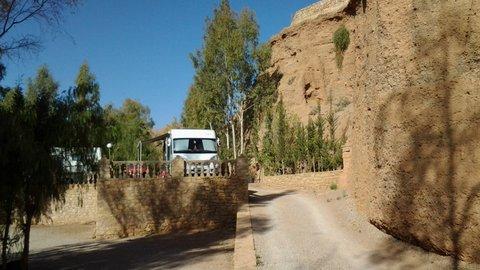 [Campings M : Déceptions] Gorges du TODGHA : camping  Le soleil  20140315