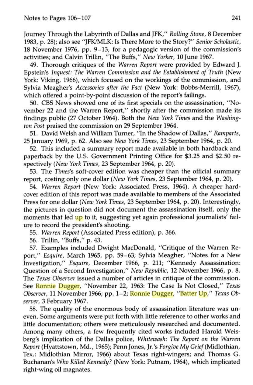 Did Oswald deny living at 1026 N Beckley?  - Page 7 20200214