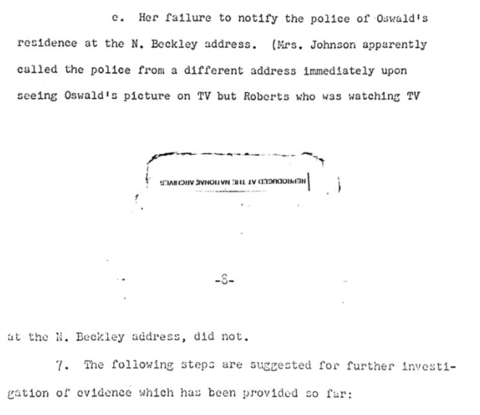 Did Oswald deny living at 1026 N Beckley?  - Page 7 Earlen10