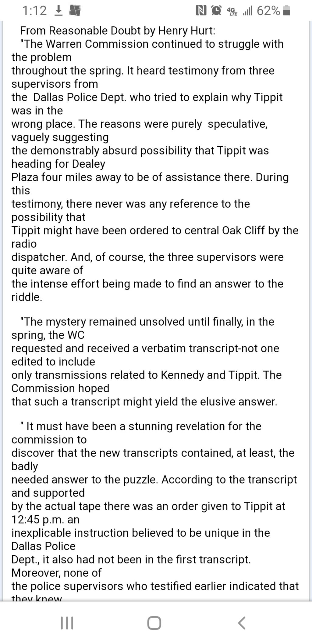 Why Officer Tippit Stopped His Killer  - Page 4 Scree246