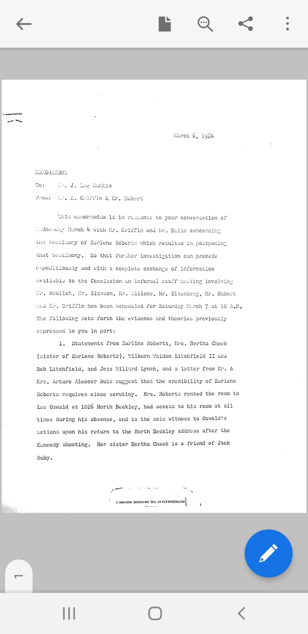 Did Oswald deny living at 1026 N Beckley?  - Page 6 Scree268