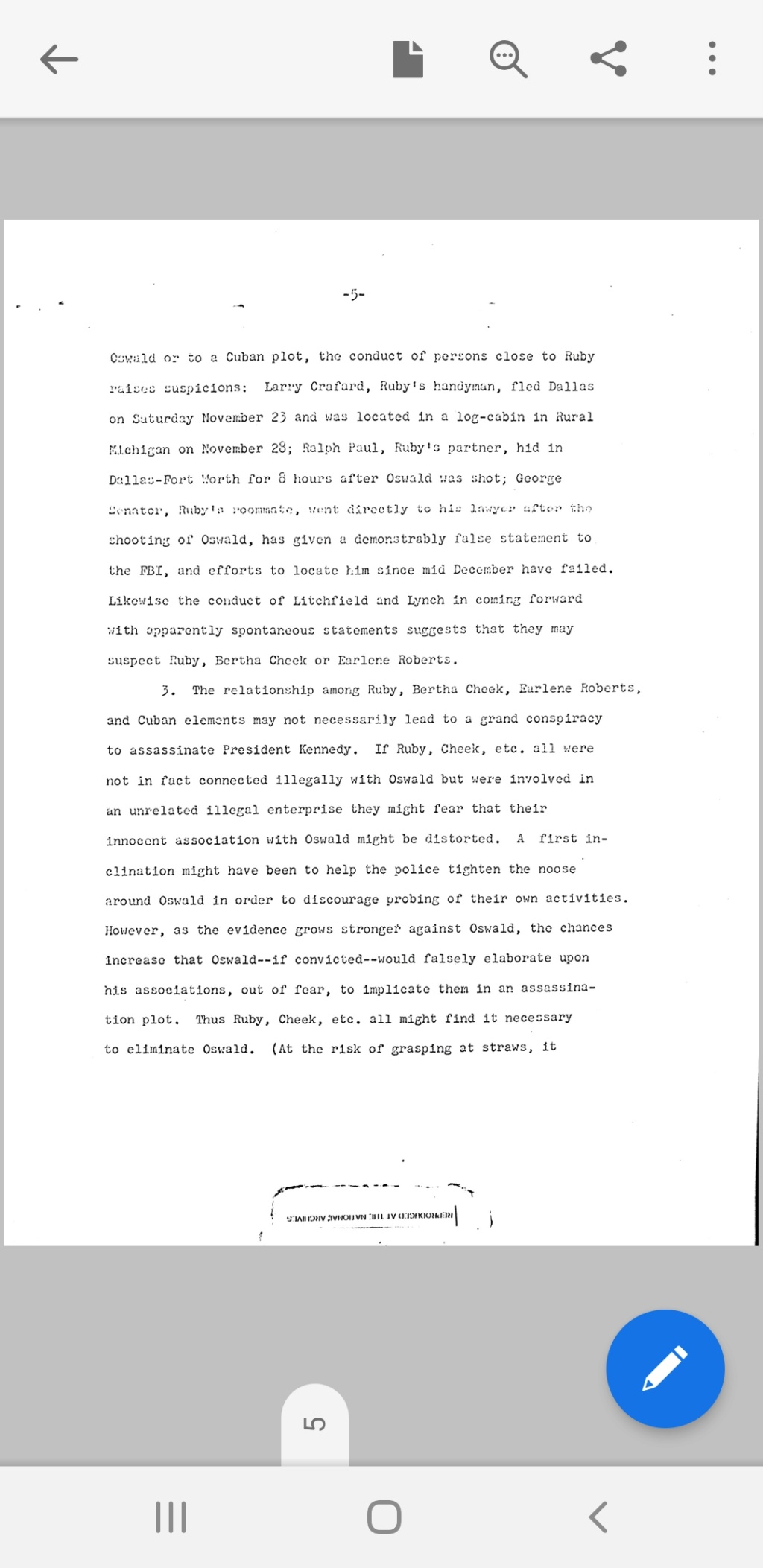 Did Oswald deny living at 1026 N Beckley?  - Page 6 Scree270