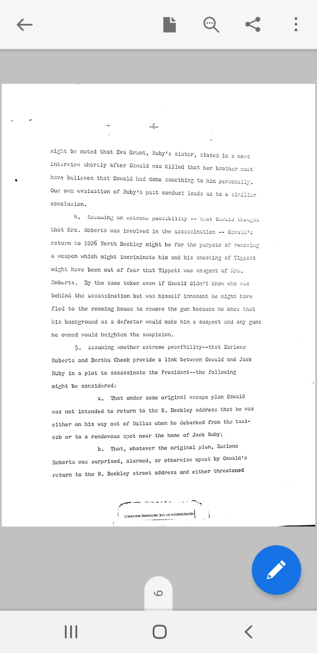 Did Oswald deny living at 1026 N Beckley?  - Page 6 Scree271